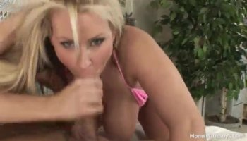 Anna Kay sucking and fucking